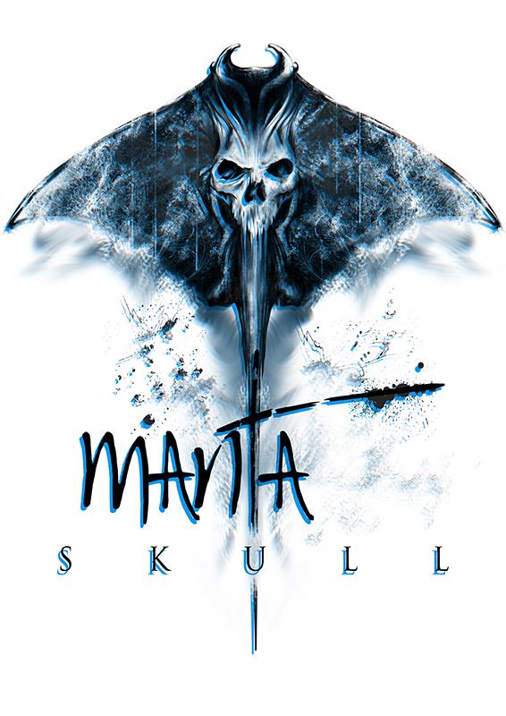 MANTA SKULL